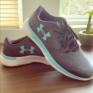 Under Armour Run Fast Size 10